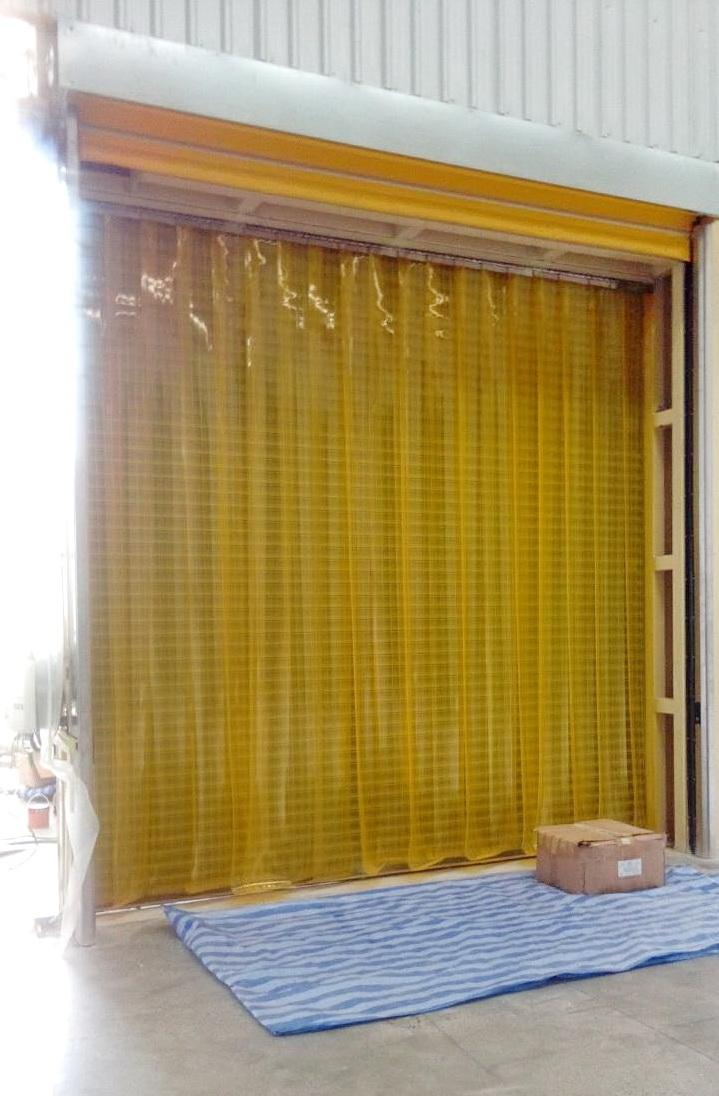 Reference Strip Curtain
